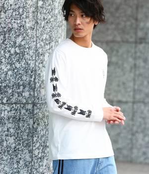 JUN SELECT - ジュンセレクト   【先行予約】【RYUJI KAMIYAMA】コラボロングTシャツ