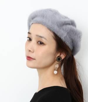 ViS - ビス | シンプルシャギーベレー帽