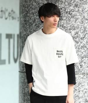 JUN SELECT - ジュンセレクト | 【先行予約】【Ready Steady GO!÷JUNRed】スモールロゴポケT