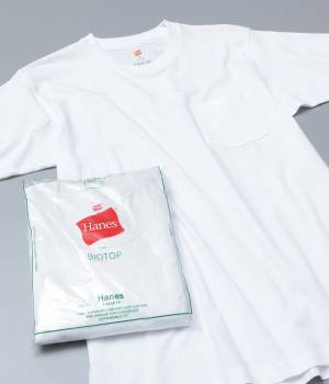 ADAM ET ROPÉ HOMME - アダム エ ロペ オム | 【Hanes for BIOTOP】2-Pack POCKET T-SHIRTS
