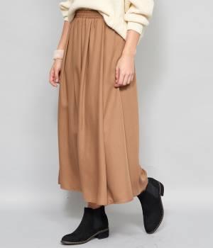 ViS - ビス | ヴィンテージツイルギャザースカート