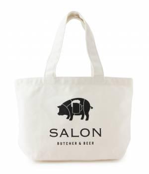 SALON adam et ropé WOMEN - サロン アダム エ ロペ ウィメン   【SALON adam et rope'オリジナル】BUTCHER & BEER LUNCHBAG