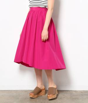 ViS - ビス   【先行予約】フィッシュテールギャザースカート