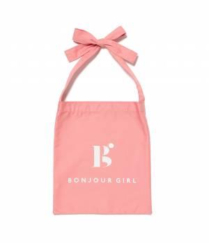 bonjour records - ボンジュールレコード   【Bonjour Girl】B CD TOTE