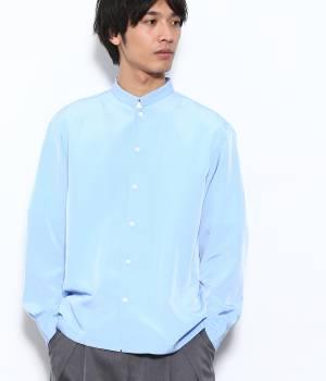 JUNRed - ジュンレッド | スタンドコンバーチブルカラーシャツ
