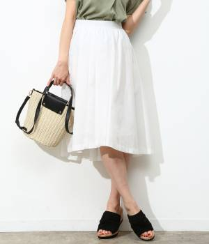 ViS - ビス   【sweet6月号掲載】【sweet×ViSコラボ】フィッシュテールギャザースカート