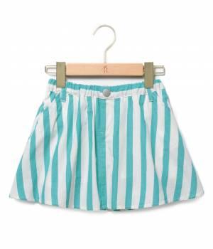 ROPÉ PICNIC KIDS - ロペピクニック キッズ | 【ROPE' PICNIC KIDS】ビッグストライプパンツ付スカート