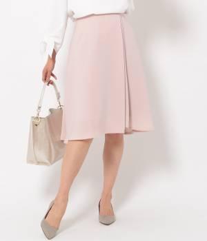 ROPÉ - ロペ | 【セレモニースタイル対象商品】【トールサイズ】サイドタックフレアースカート