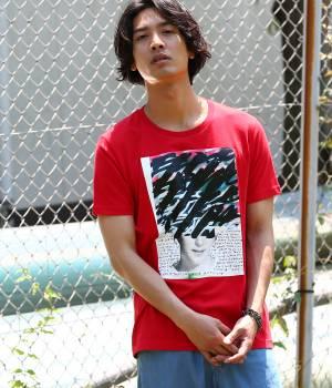 JUN SELECT - ジュンセレクト | 【RYUJI KAMIYAMA】コラボアーカイブガールTシャツ