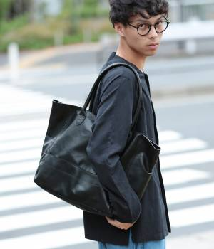JUNRed - ジュンレッド | 【先行予約】シープレザートートバッグ