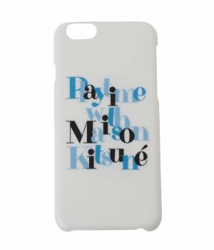 MAISON KITSUNÉ PARIS WOMEN - メゾン キツネ ウィメン | IPHONE CASE PLAYTIME