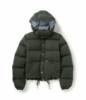 MAISON KITSUNÉ PARIS MEN - メゾン キツネ メン | DOWN JACKET