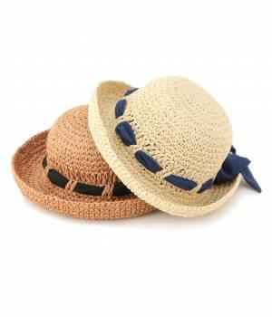 ROPÉ PICNIC KIDS - ロペピクニック キッズ | 【ROPE' PICNIC KIDS】【2WAY】リボンペーパー帽