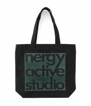 NERGY - ナージー | nergy active studioファーグラフィックトート