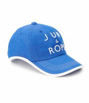 JUN&ROPÉ - ジュン アンド ロペ   ツイルカラーデニム配色キャップ