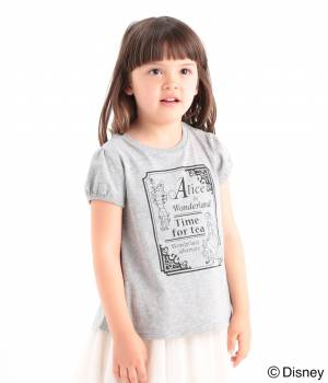 ROPÉ PICNIC KIDS - ロペピクニック キッズ | 【ROPE' PICNIC KIDS】ALICE(アリス)モノトーンTシャツ