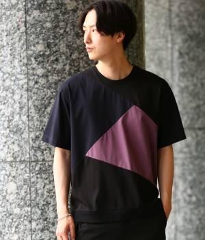 JUNRed - ジュンレッド | パネルクレイジー半袖Tシャツ