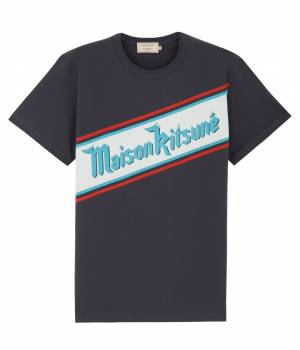 MAISON KITSUNÉ PARIS MEN - メゾン キツネ メン | TEE SHIRT BAND MK