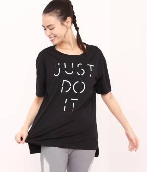 NERGY - ナージー   【Nike】Dry HI / LO Victory T-shirt GRX