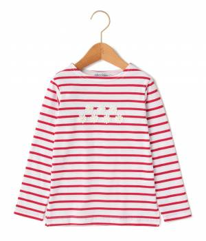 ROPÉ PICNIC KIDS - ロペピクニック キッズ | 【ROPE' PICNIC KIDS】ボーダーTシャツ