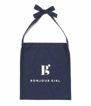 bonjour records - ボンジュールレコード   【Bonjour Girl】B MAGAZINE TOTE
