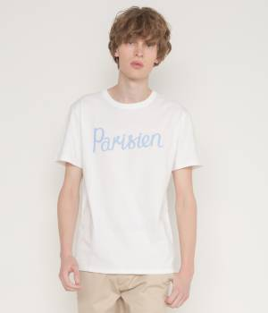 MAISON KITSUNÉ PARIS MEN - メゾン キツネ メン | TEE SHIRT PARISIEN