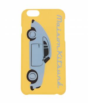 MAISON KITSUNÉ PARIS WOMEN - メゾン キツネ ウィメン | IPHONE CASE MK GARAGE