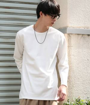 JUNRed - ジュンレッド | ポンチロングTシャツ