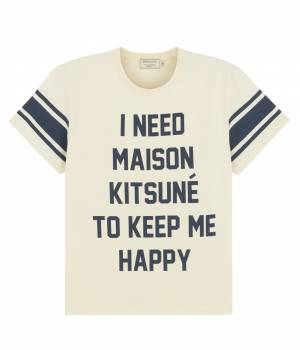 MAISON KITSUNÉ PARIS WOMEN - メゾン キツネ ウィメン | TEE SHIRT I NEED