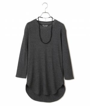 JUNRed - ジュンレッド | メランジサーマル7分Tシャツ
