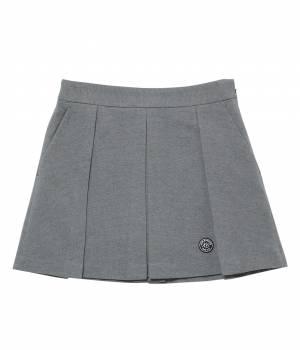 JUN&ROPÉ - ジュン アンド ロペ   【追加】ミラノリブタックプリーツスカート