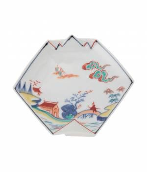 SALON adam et ropé HOME - サロン アダム エ ロペ ホーム | 【手塩皿】折紙型