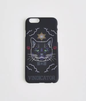 JUN SELECT - ジュンセレクト | KOICHIRO TAKAGI×JUNRed iPhoneケース ブラック