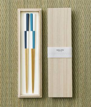 SALON adam et ropé HOME - サロン アダム エ ロペ ホーム | 【公長斎小菅 for SALON】市松箸 セット