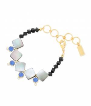 Bonjour Girl - ボンジュールガール | petite robe noire×Bonjour Girl Bracelet