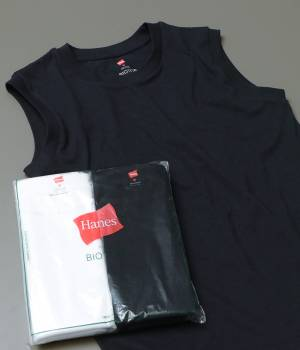 ADAM ET ROPÉ FEMME - アダム エ ロペ ファム | 【予約】【Hanes FOR BIOTOP】Sleeveless T-Shirts 2color