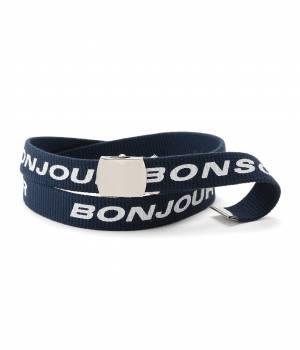 bonjour bonsoir - ボンジュールボンソワール   【bonjour bonsoir】TAPE BELT