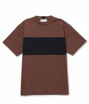 ADAM ET ROPÉ HOMME - アダム エ ロペ オム | 【2017SS先行予約】ポンチラインTシャツ