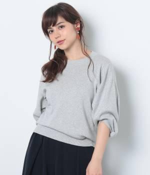 ViS - ビス | ★新色追加★袖ねじれニットプルオーバー