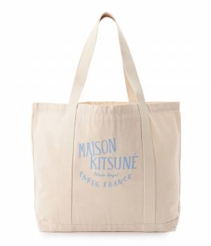 MAISON KITSUNÉ PARIS WOMEN - メゾン キツネ ウィメン | 【TIME SALE】PERM SHOPPING BAG PALAIS ROYAL