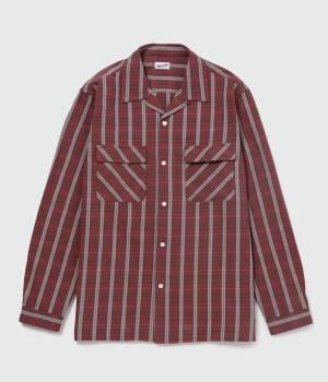 ADAM ET ROPÉ HOMME - アダム エ ロペ オム | 【予約】【Wild Life Tailor】レガシーチェックオープンカラーシャツ