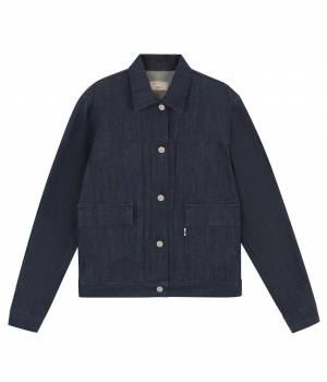 MAISON KITSUNÉ PARIS WOMEN - メゾン キツネ ウィメン | WESTERN JACKET