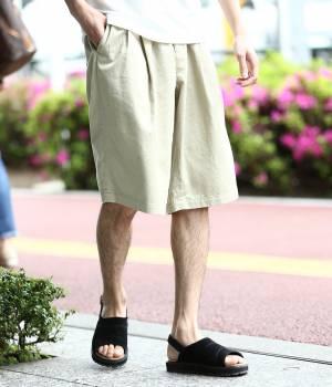 JUNRed - ジュンレッド | 【先行予約】2タックチノワイドショートパンツ