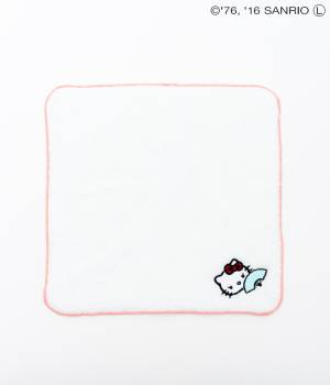 Adam et Ropé Le Magasin - アダム エ ロペ ル マガザン | 【HELLO KITTY×LE MAGASIN】タオルハンカチ