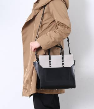 SALON adam et ropé WOMEN - サロン アダム エ ロペ ウィメン | 【YHAKI】【2way】Square bag