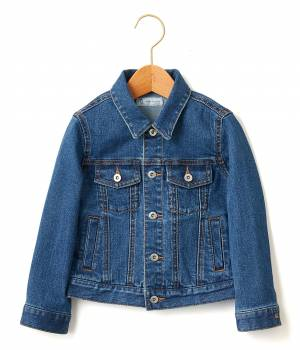 ROPÉ PICNIC KIDS - ロペピクニック キッズ | 【今だけ!10%OFF】【2016AW先行予約】【ROPE' PICNIC KIDS】デニムGジャン