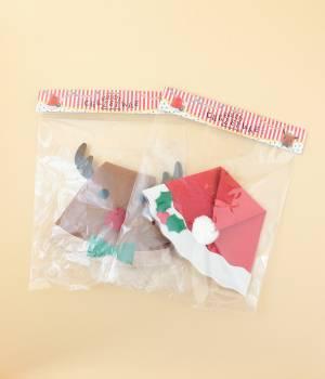 ROPÉ PICNIC KIDS - ロペピクニック キッズ | 【ROPE' PICNIC KIDS】スウィーティークリスマスハット