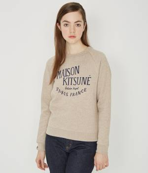 MAISON KITSUNÉ PARIS WOMEN - メゾン キツネ ウィメン | SWEAT PALAIS ROYAL