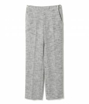 ADAM ET ROPÉ FEMME - アダム エ ロペ ファム | FEMME&HOMME 【 ilk ADAM ET ROPE'】ilk TROUSERS PANTS