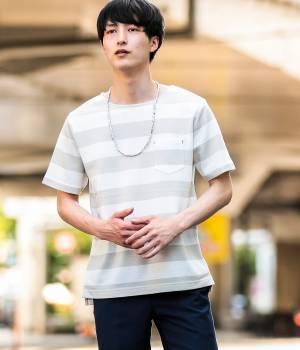 JUNRed - ジュンレッド | 【今だけ!WEB店舗限定59%OFF】ドライカノコボートネックTシャツ